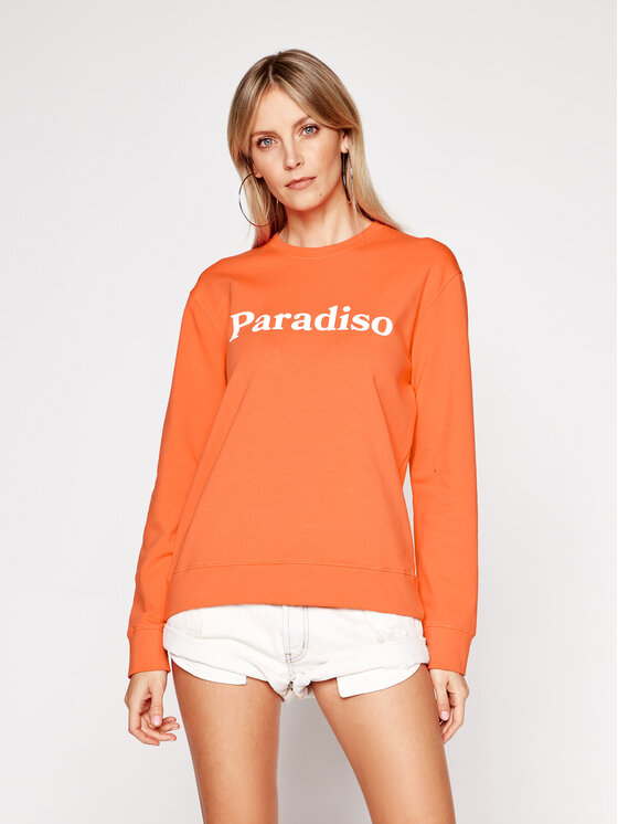 Drivemebikini Džemperis Paradiso 2020-DRV-004_COR Oranžinė Fitted Fit