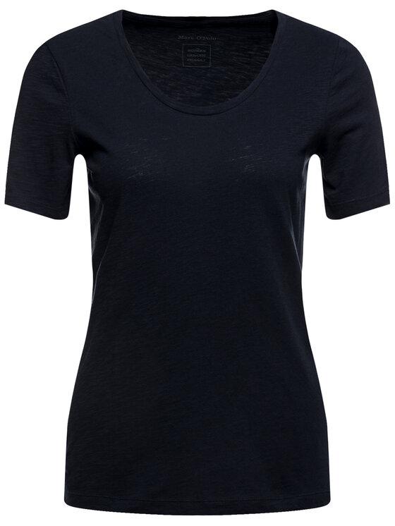 Marc O'Polo Marc O'Polo T-Shirt 907 2155 51393 Granatowy Regular Fit