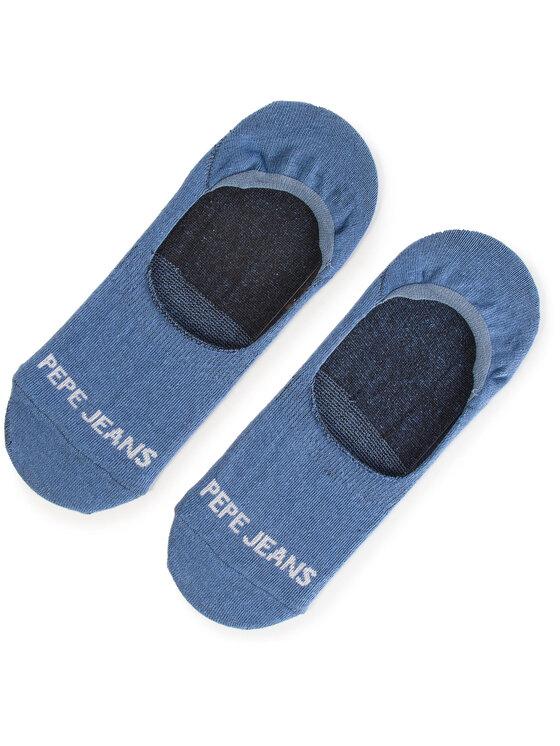 Pepe Jeans Pepe Jeans Комплект 3 чифта терлик мъжки Hadwin PMU10485 Тъмносин