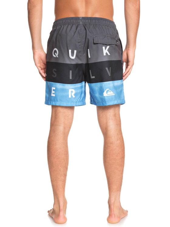 Quiksilver Quiksilver Badeshorts EQYJV03405 Grau Regular Fit