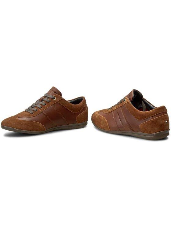 Tommy Hilfiger Tommy Hilfiger Pantofi Otis 2C FM56821595 Maro