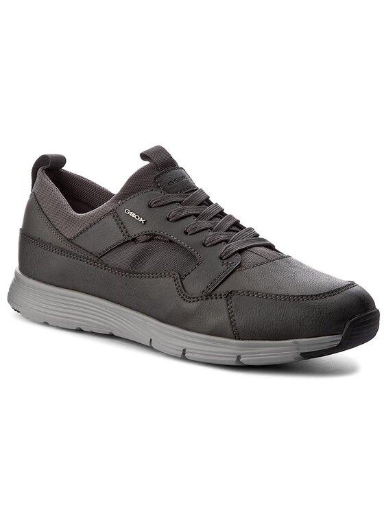 Geox Geox Sneakersy U Snapish A U742DA 0MEEK C9004 Sivá