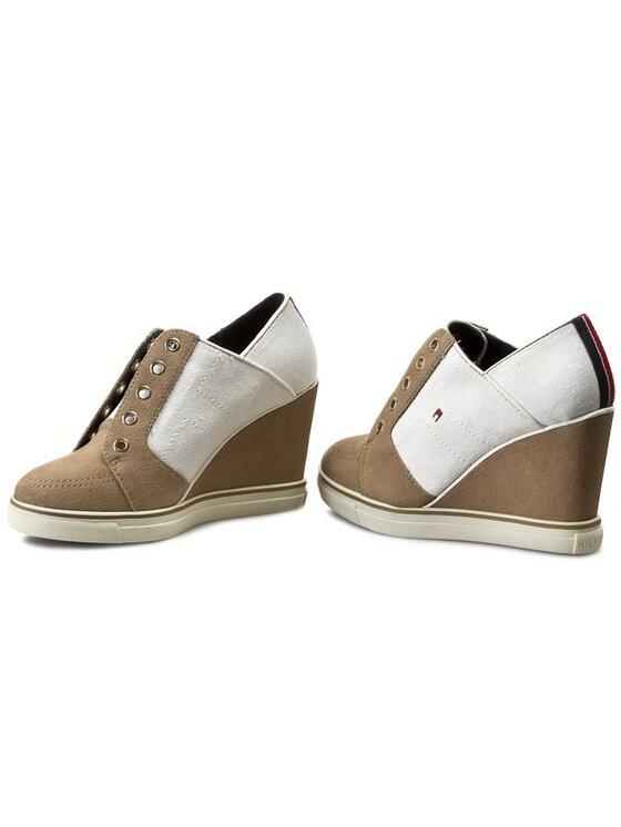 Tommy Hilfiger Tommy Hilfiger Sneakers Sage 1C FW56818771 Beige