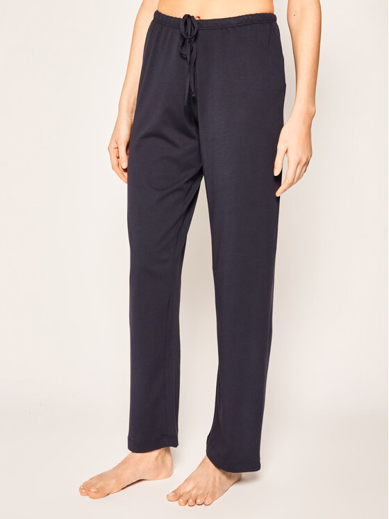 Lauren Ralph Lauren Lauren Ralph Lauren Πιτζάμα I819950 Σκούρο μπλε Relaxed Fit
