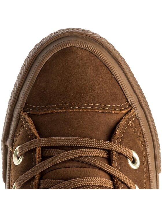 Converse Converse Sneakersy Ctas Wp Boot Hi 557946C Hnědá