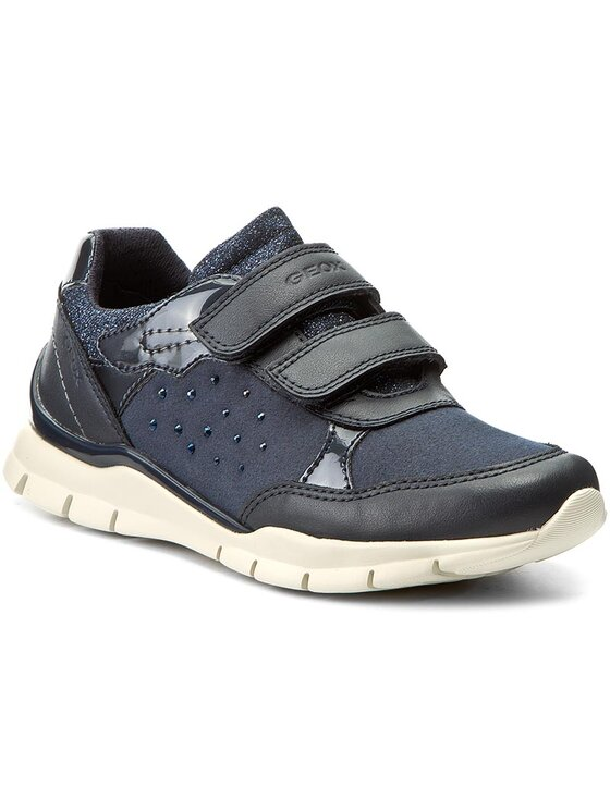 Geox Geox Laisvalaikio batai J Sukie G. B J743GB 0AU54 C4002 Tamsiai mėlyna