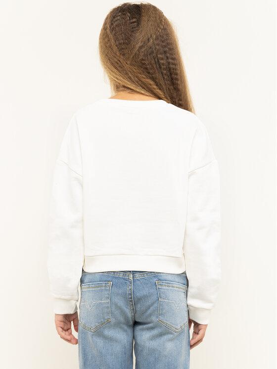 Guess Guess Džemperis Icon J01Q05 K8D80 Balta Regular Fit
