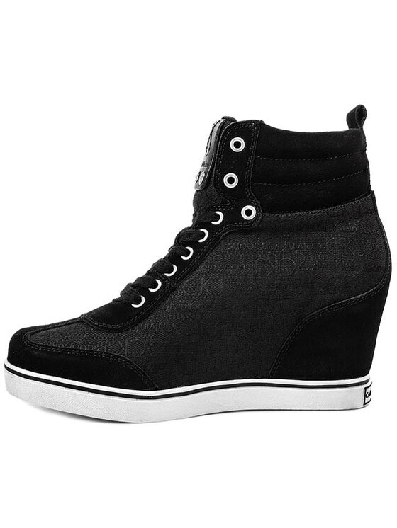 Calvin Klein Jeans Calvin Klein Jeans Sneakers R8542 Negru