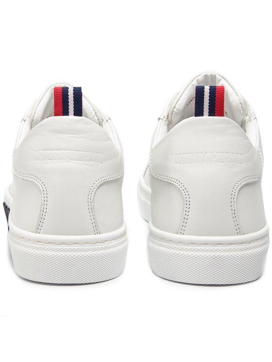 Antony Morato Antony Morato Sneakersy MMFW01127/LE300001 Bílá