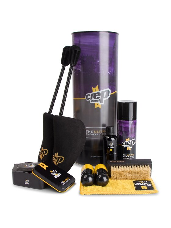 Crep Protect Valymo rinkinys The Ultimate Sneaker Care Kit