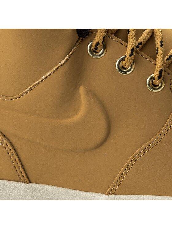 NIKE NIKE Scarpe Manoa Leather 454350 700 Marrone