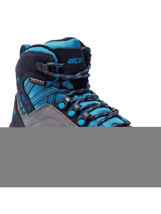 Alpina Turistiniai batai Alc Jr 6428-2 Mėlyna