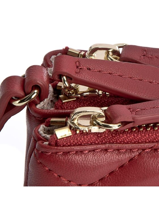 TwinSet TwinSet Borsa Tris Di Beauty AA7PAG Rosso