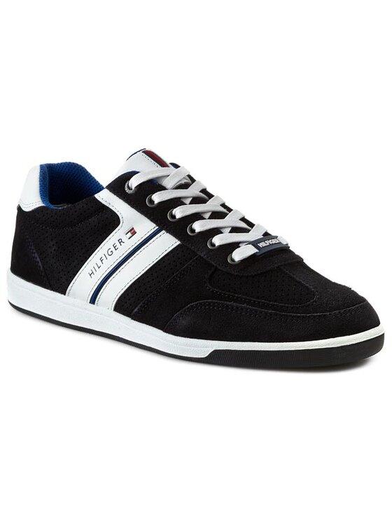 Tommy Hilfiger Tommy Hilfiger Sneakersy Ryan Hilfiger 1B FM56819006 Niebieski