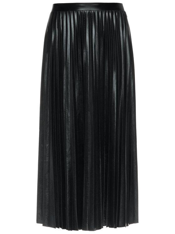 Pennyblack Pennyblack Spódnica plisowana Raissa 37749919 Czarny Regular Fit