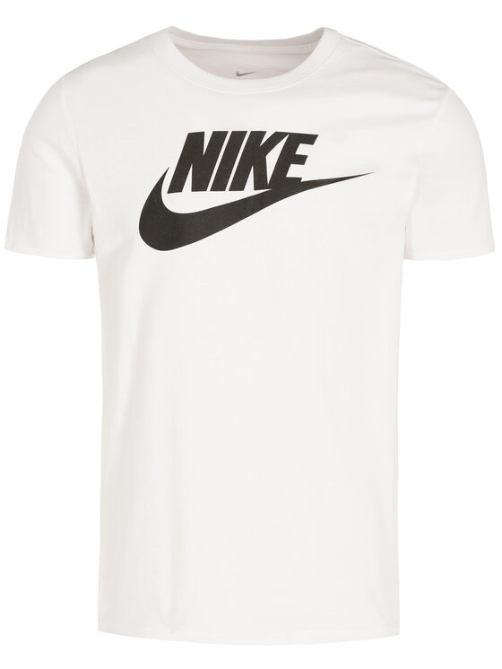 Nike Nike Póló Icon Futura AR5004 Fehér Regular Fit