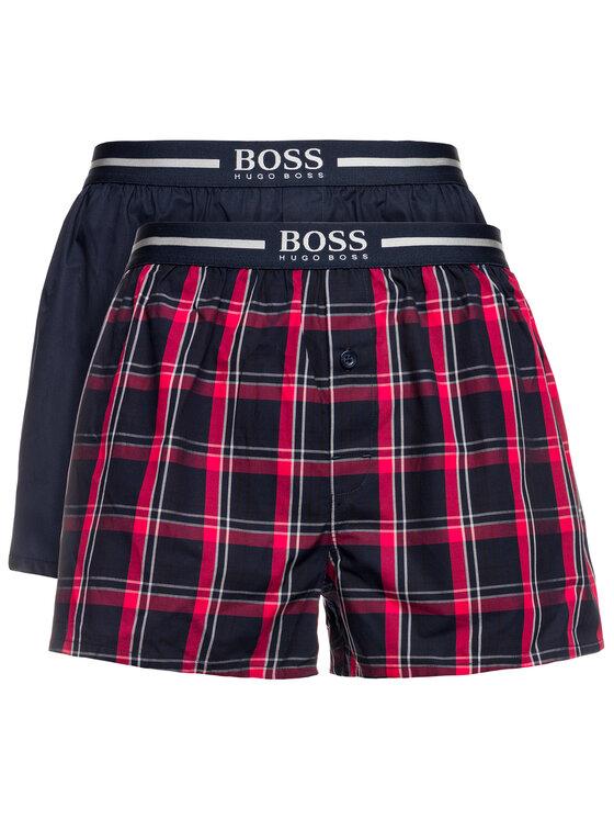 Boss Boss Lot de 2 boxers 50420162 Multicolore