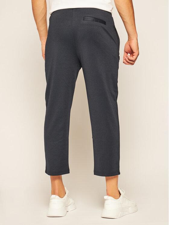 Ellesse Ellesse Spodnie dresowe Dodges SHE07349 Granatowy Regular Fit