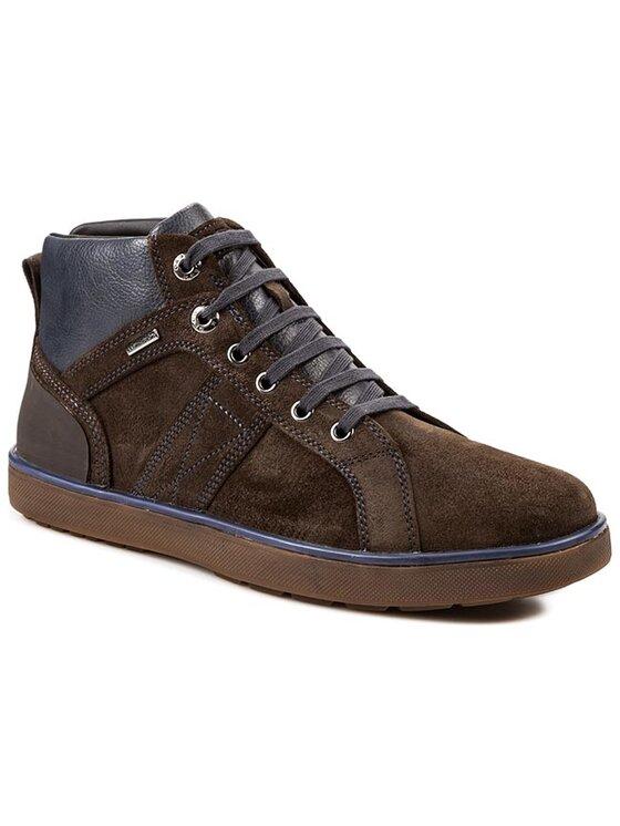 Geox Geox Chaussures basses U Mattias B Abx D U44T1D 0023 C6004 Marron