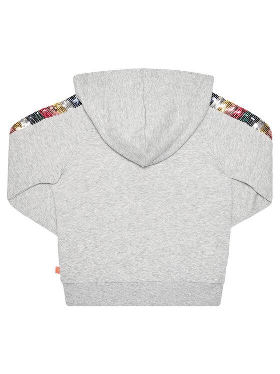 Billieblush Billieblush Bluza U15765 Szary Regular Fit