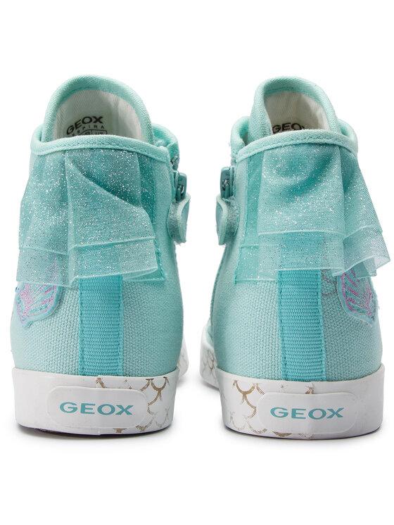 Geox Geox Teniși J Ciak G. E J9204E 000AN C4070 D Verde