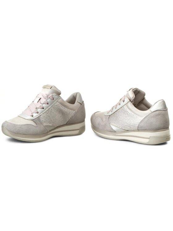 Guess Guess Sneakersy Valeny5 FL2VN5 SAT12 Sivá