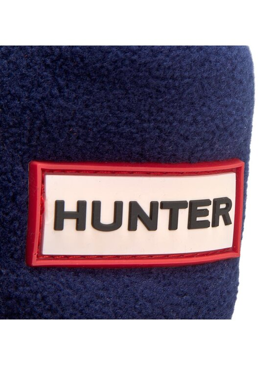Hunter Hunter Calzini lunghi unisex Boot Socks UAS3000AAA YI 0614 Blu scuro