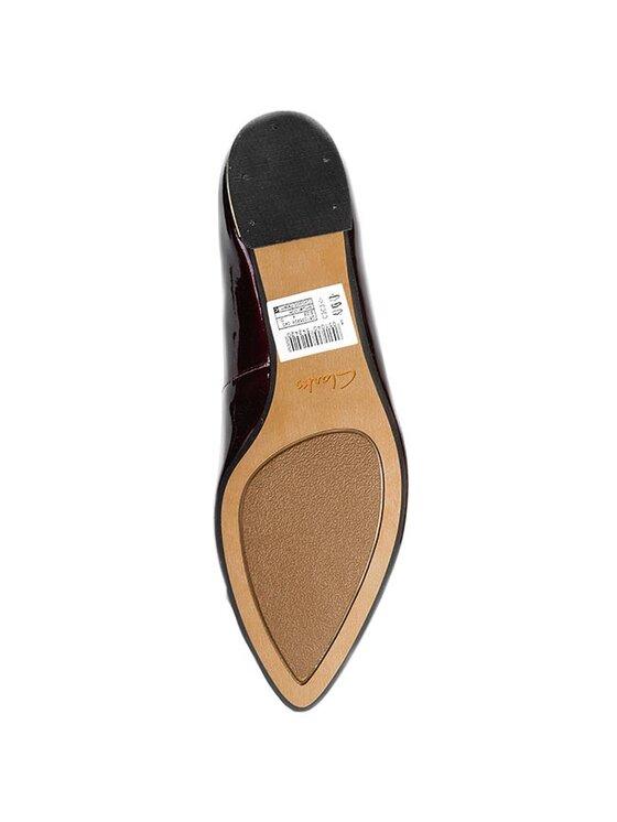 Clarks Clarks Обувки Amulet Myth 261038924 Червен