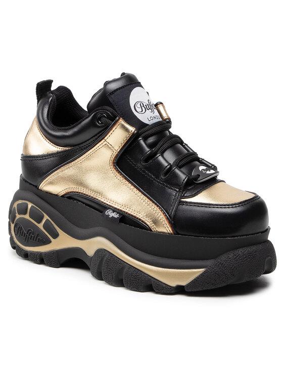 Buffalo London Laisvalaikio batai 1533049 Juoda