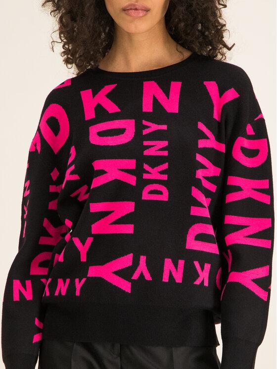 DKNY DKNY Maglione P9KS8432 Nero Regular Fit