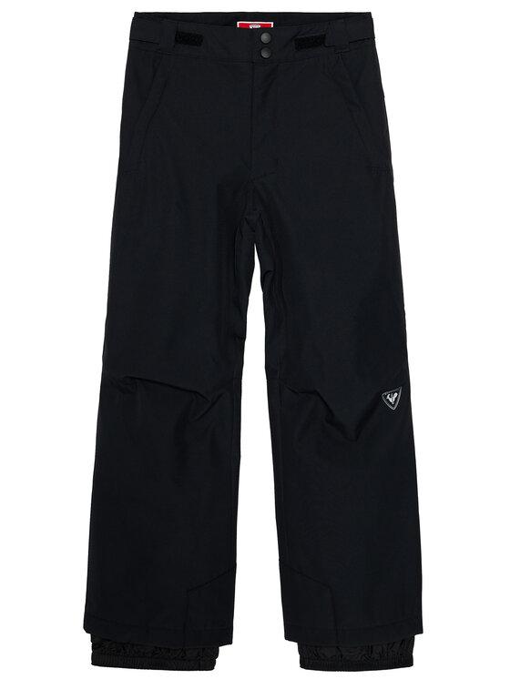 Rossignol Rossignol Pantaloni de schi RLJYP11 Negru Classic Fit