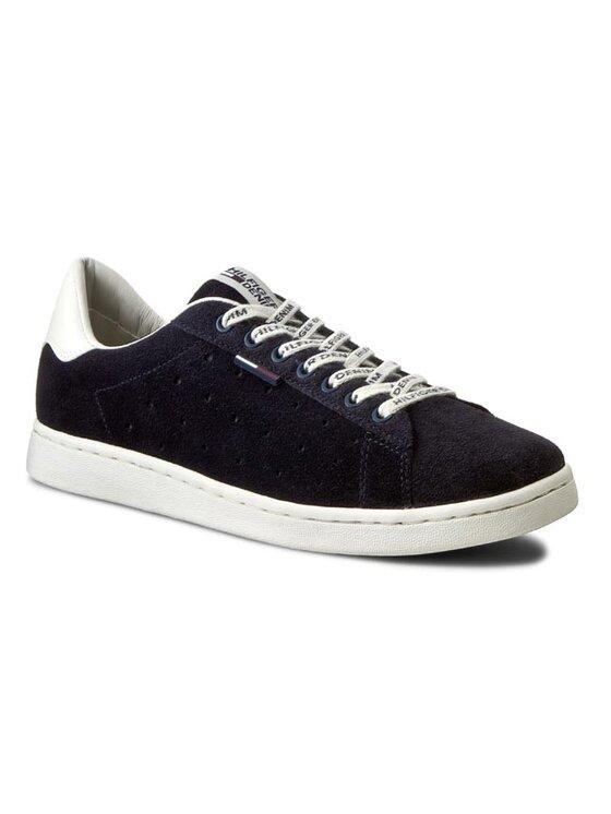 Tommy Hilfiger Tommy Hilfiger Sneakers DENIM Sullivan 1B EM56820059 Bleumarin