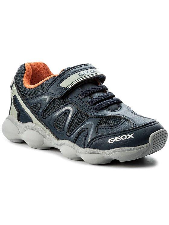 Geox Geox Scarpe basse J Munfery B. A J744BA 0BU11 C0673 S Blu scuro