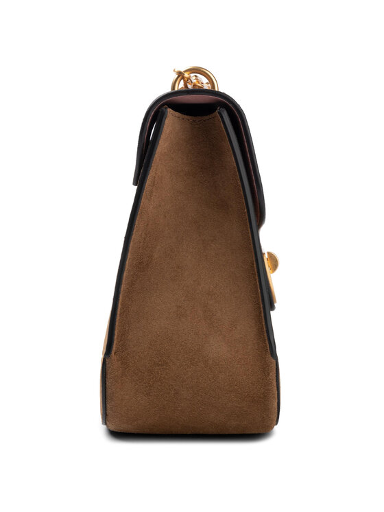 Coccinelle Coccinelle Torebka FB6 Florence Suede E1 FB6 15 01 01 Brązowy
