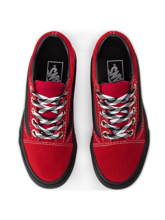 Vans Vans Sneakersy Old Skool Lug Pla VN0A3WLXVRX1 Červená