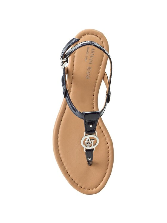 Armani Jeans Armani Jeans Japonki C5587 28 50 Granatowy