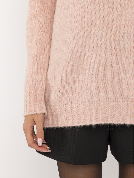 Red Valentino Red Valentino Sweater SR0KCB98 Rózsaszín Regular Fit