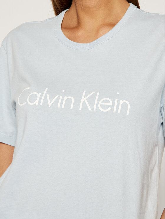 Calvin Klein Underwear Calvin Klein Underwear Póló 000QS6105E Kék Regular Fit