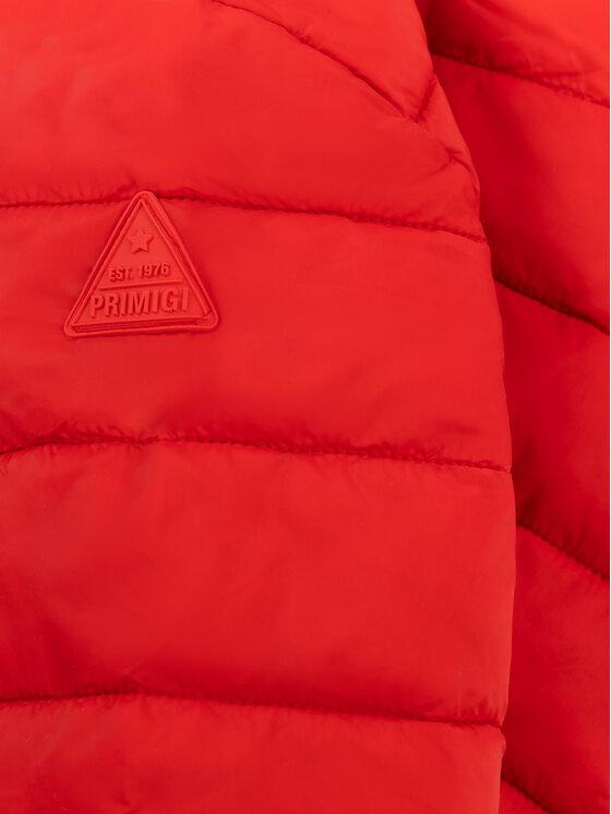 Primigi Primigi Vatovaná bunda 44101311 Červená Regular Fit