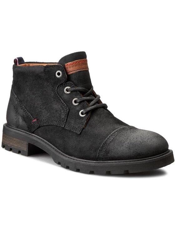 Tommy Hilfiger Tommy Hilfiger Boots Curtis 5AS FM56820209 Noir