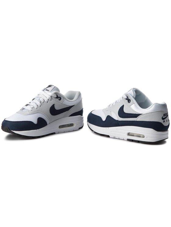 Nike Nike Topánky Air Max 1 319986 104 Biela