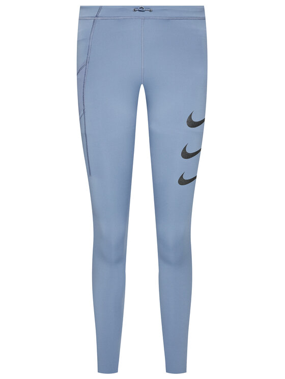 Nike Nike Клинове Epic Luxe Run Division DA1270 Син Tight Fit