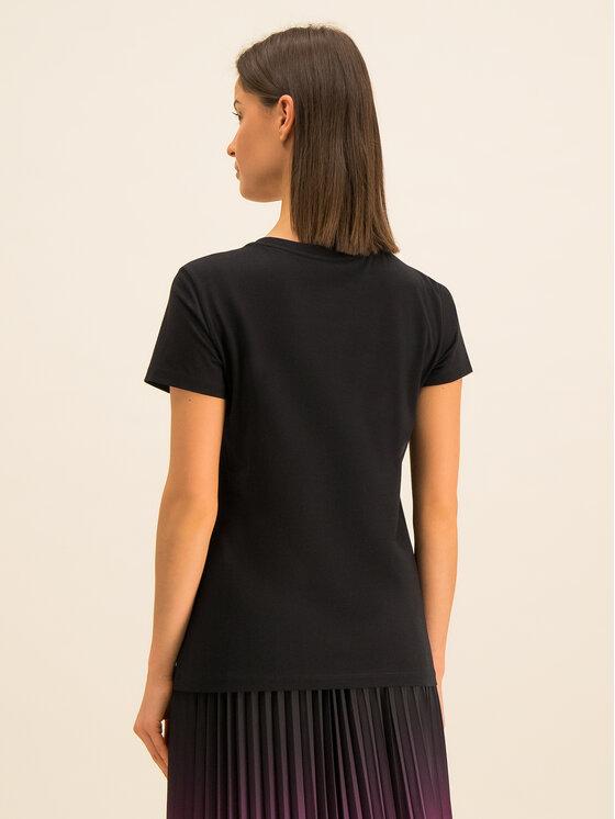 Armani Exchange Armani Exchange T-Shirt 3HYTEM YJ16Z 1200 Černá Regular Fit