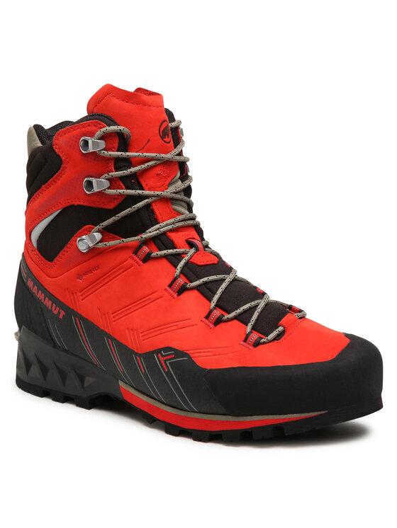 Mammut Turistiniai batai Kento Guide High Gtx GORE-TEX 3010-00960-3447-1075 Raudona