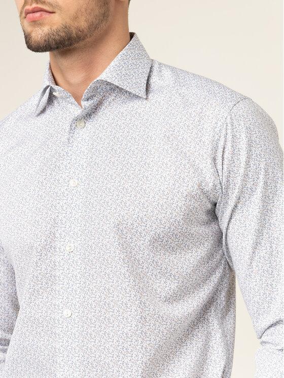 Eton Eton Koszula 100000509 Biały Slim Fit