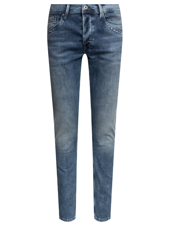 Pepe Jeans Pepe Jeans Džínsy Regular Fit PM201100GR22 Tmavomodrá Regular Fit