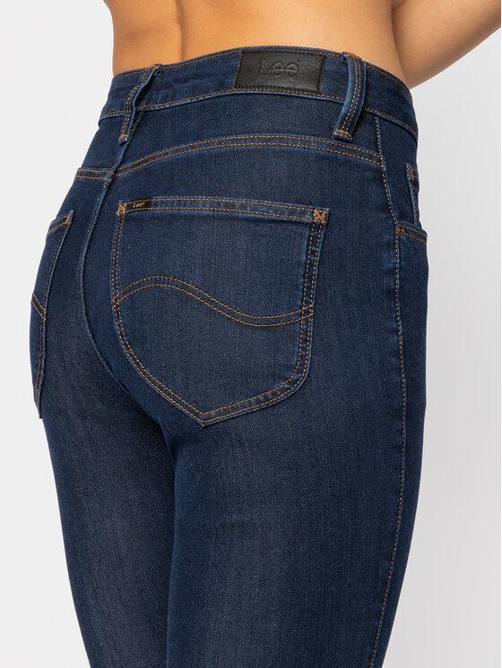 Lee Lee jeansy Skinny Fit Scarlett High L626MDNX Blu scuro Skinny Fit