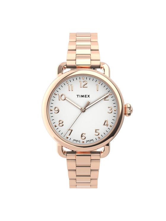 Timex Laikrodis Standard TW2U14000 Rožinė