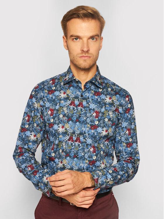 Pierre Cardin Marškiniai 5722/000/27217 Tamsiai mėlyna Modern Fit