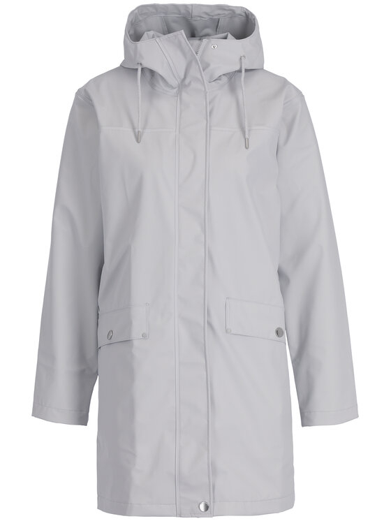 Helly Hansen Helly Hansen Giacca impermeabile W Moss Rain Coat 53251 Bianco Regular Fit